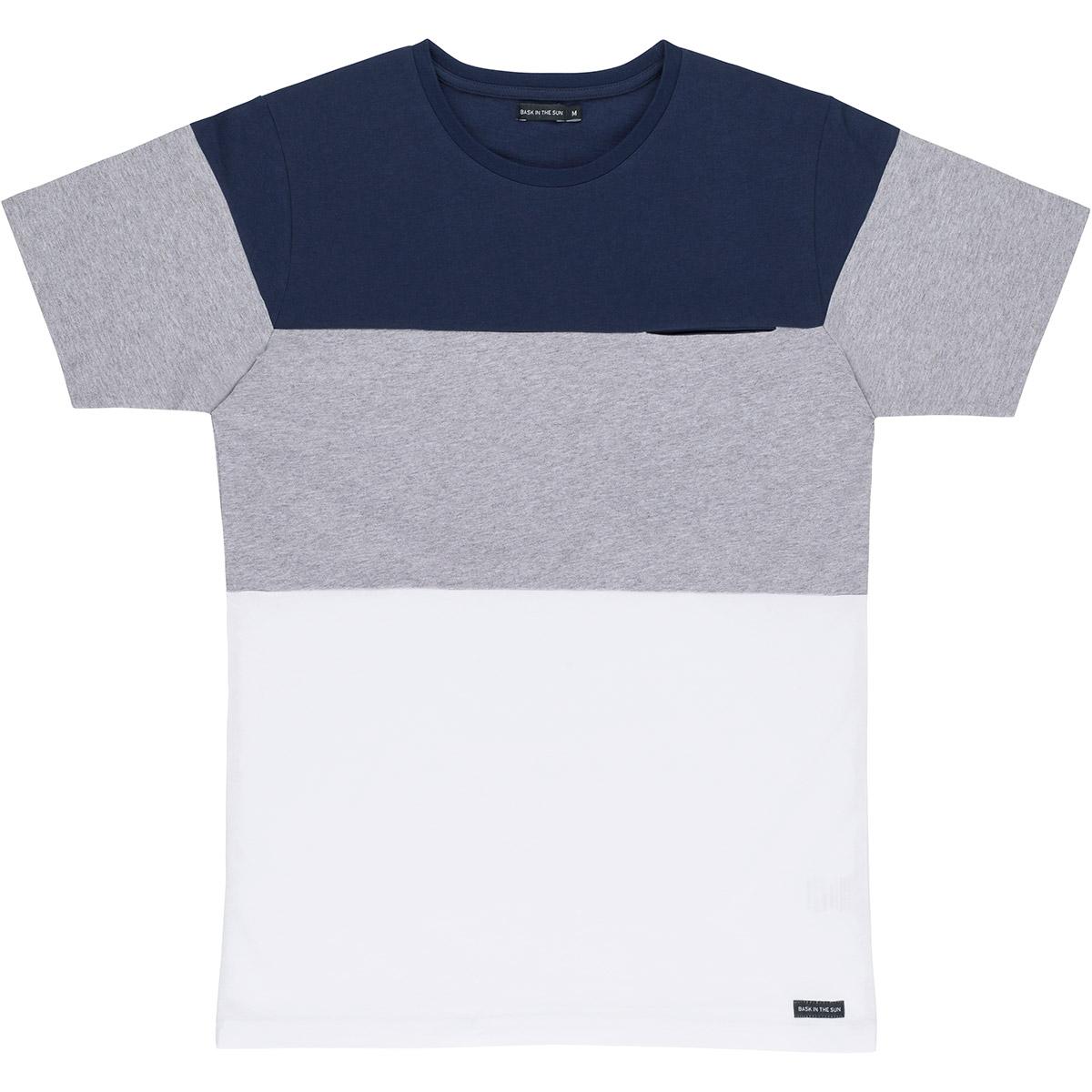 T-shirt en coton bio teofilo - Bask in the Sun num 0