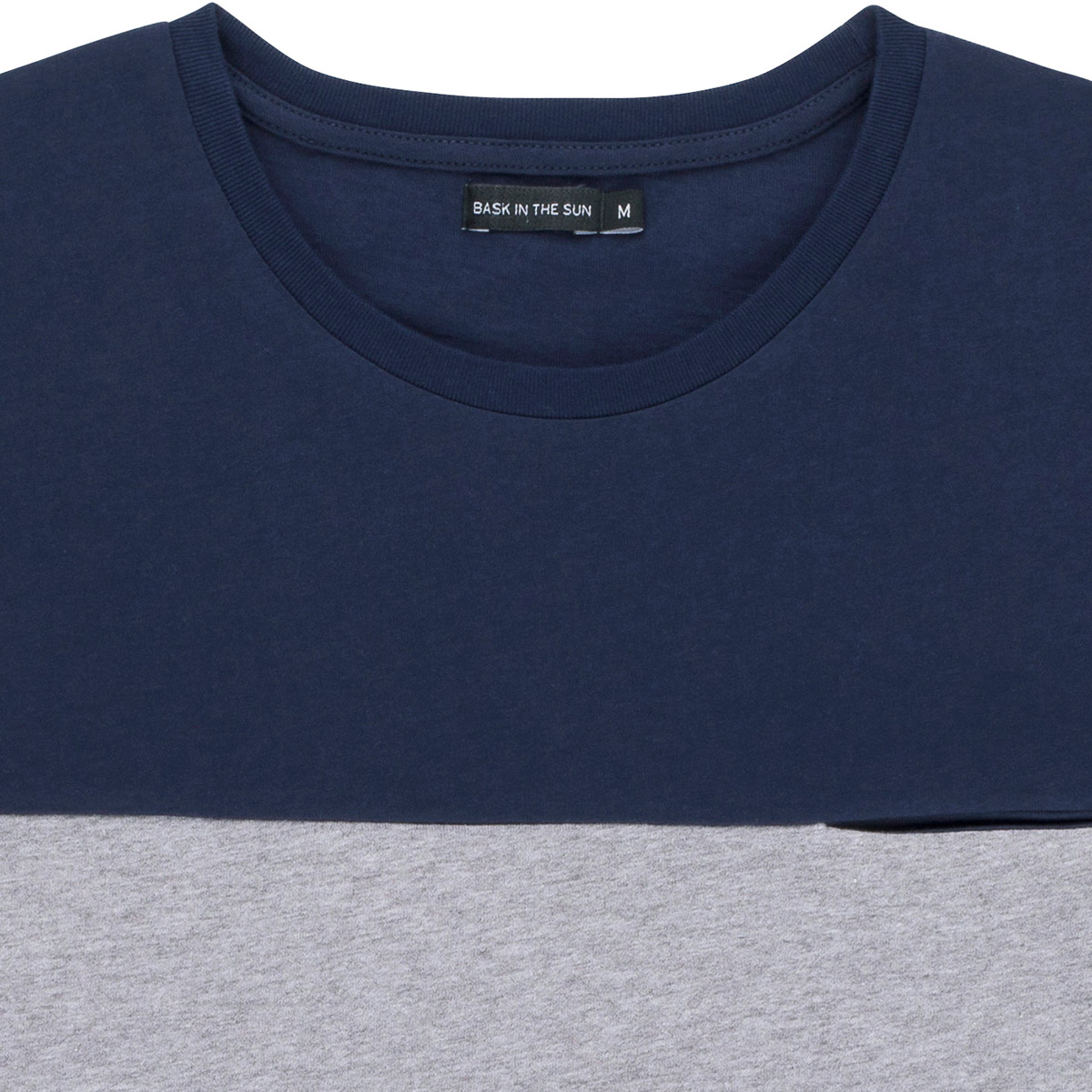 T-shirt en coton bio teofilo - Bask in the Sun num 1