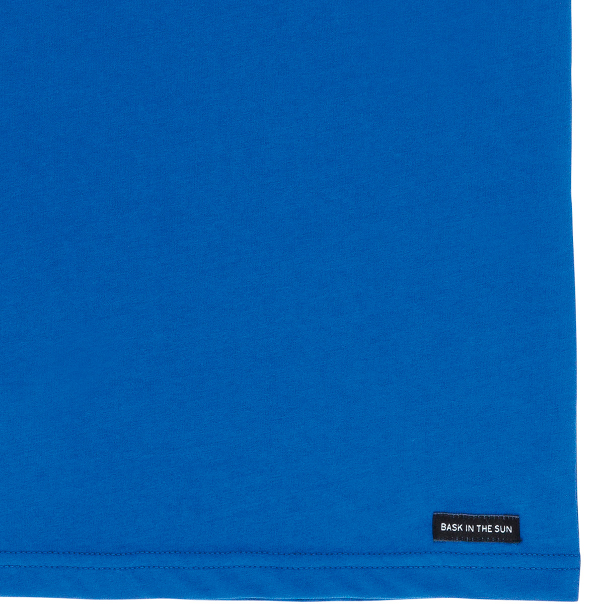 T-shirt en coton bio blue creature - Bask in the Sun num 3
