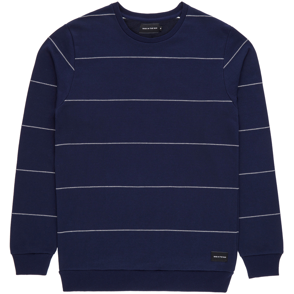 Bask in the Sun - Sweat en coton bio navy odon