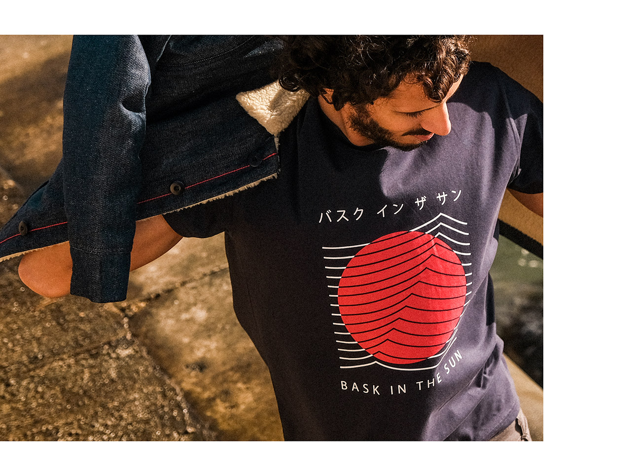 Bask in the Sun, collection automne / hiver 2021